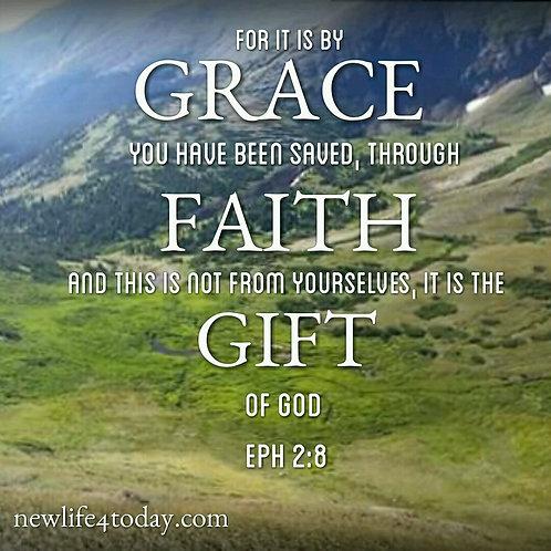 Balancing Grace and Faith CD