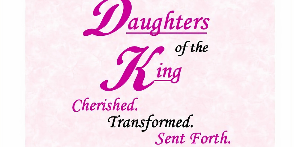 2019 Incredible Life Makeover Daughters of the King Women's Event