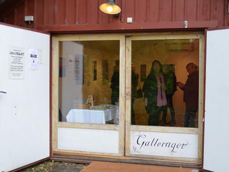 Utställning på Galleraget