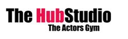 The hub studio logo