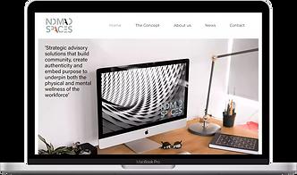 Nomad-spaces-website