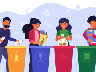 When recycling gets easy for everyone!