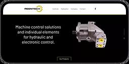 Reentech-website