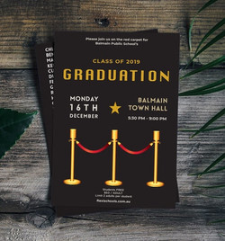 Town-hall-graduation-graphic-design