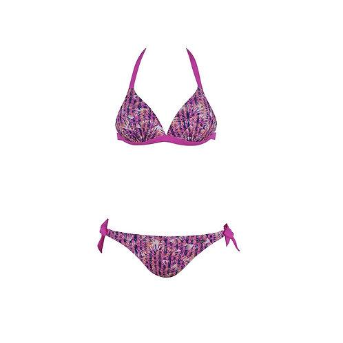 Florescence Push-Up Bikini