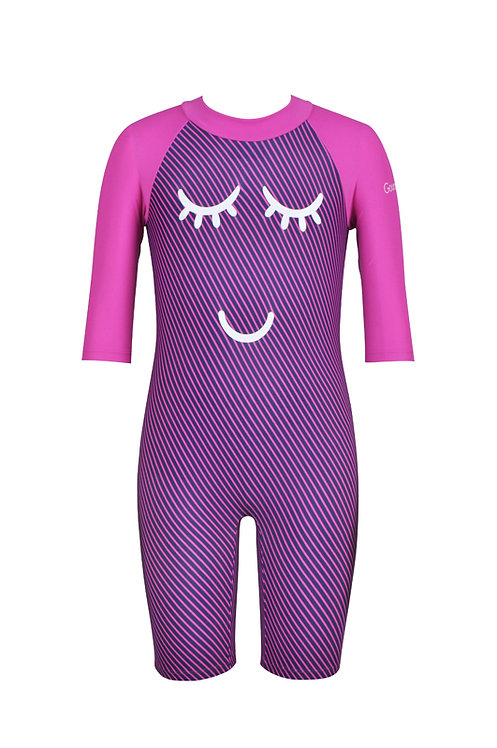 Emoji Kids Sunsuit