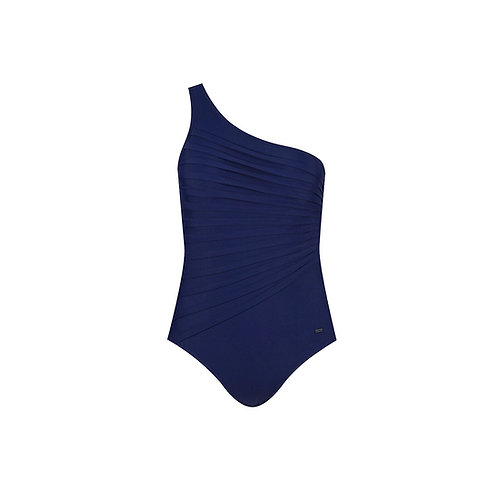 Pin Tuck Swimsuit
