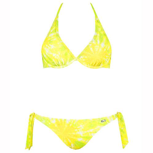 Color Matters Underwire Bikini