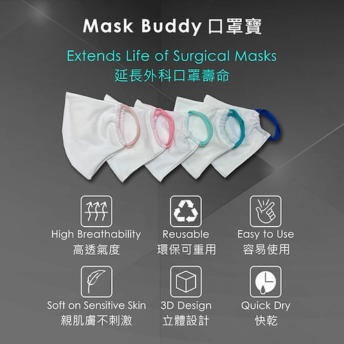 Gourami Mask Buddy 口罩寶