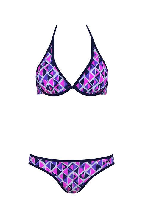 Culture Collector Underwire Bikini