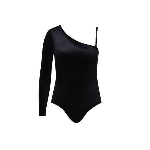Velvety Swimsuit & Leotard
