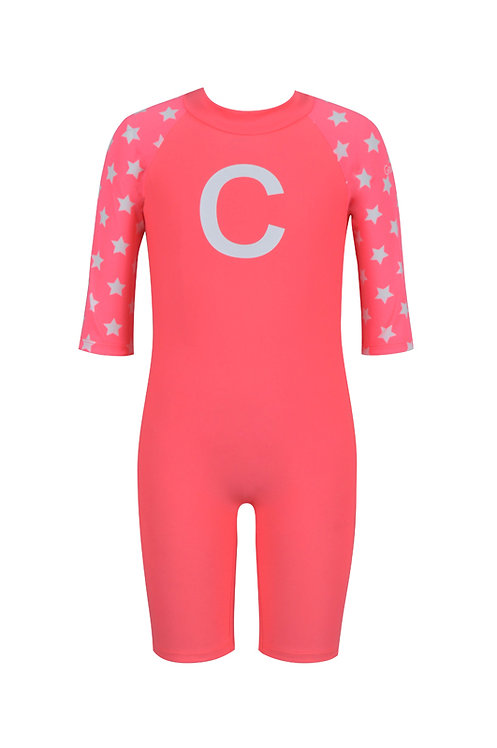 Star Crazy Kids Sunsuit