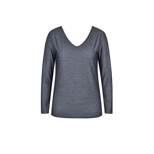 City Chic Long Sleeve Top