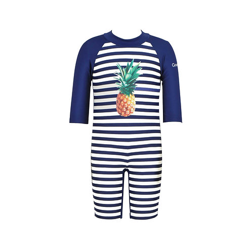 Pineapple Dream Kids Sunsuit