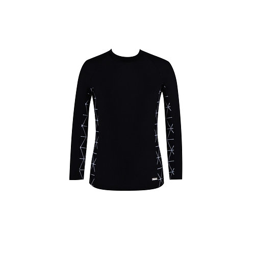 Lattice Kids Rashguard
