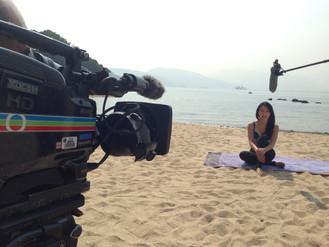 Gourami as seen on International Yoga Champion Chau Kei