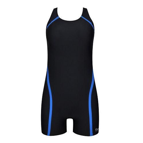 Contour Flatleg Swimsuit