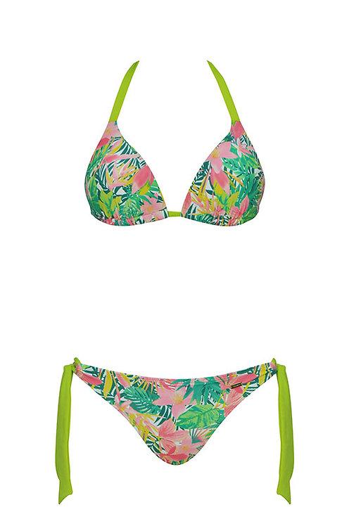 Hothouse Floral Push-Up Bikini