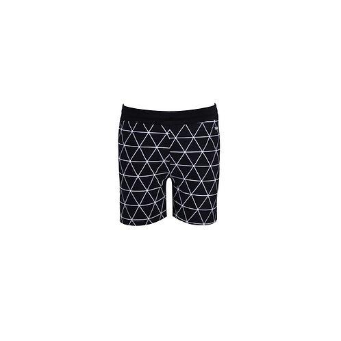Lattice Kids Swim Shorts