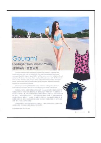 Gourami @ Resort Magazine