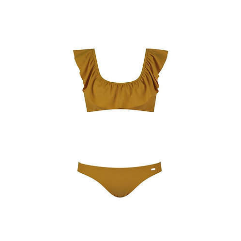 Ruffling Bikini