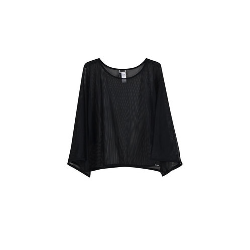 Mesh Trouble Top