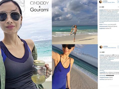 Gourami x Cindiddy @ Bahamas