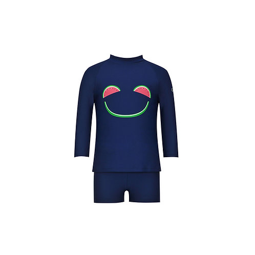 Watermelon Dream Kids Rashguard Set