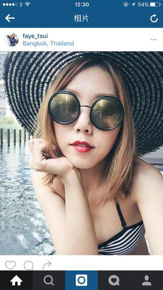 Gourami x Fashion Stylist Faye Tsui @ BangKok