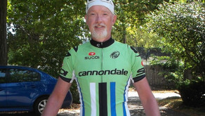 1000's of miles of cycling couldn't save me from a poor diet
