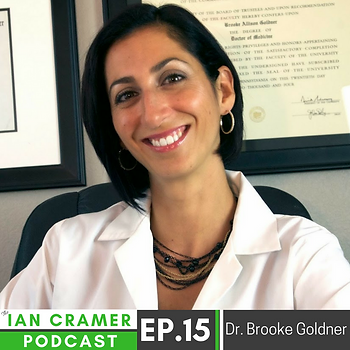 Episode 15 with Dr. Brooke Goldner