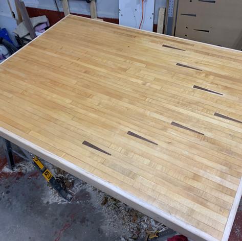 Coffee table w: stain.jpg