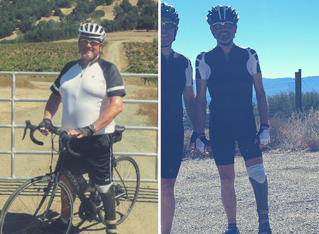 Dr. Michael Iversen, M.D. Plant-Based Cyclist Success Story