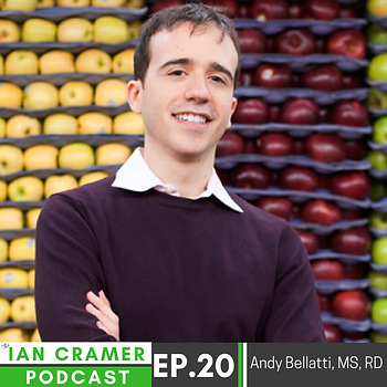 Registered Dietician Andy Bellatti Interview