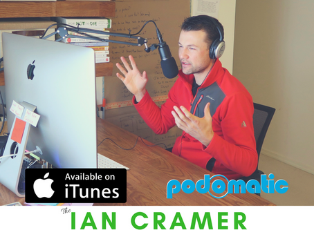 A podcast that may save your life: The Ian Cramer Podcast