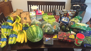 Plant-Based grocery shopping: The List.
