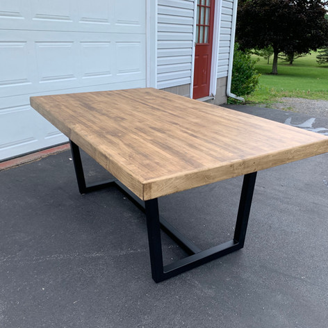 Strong Bowling Alley Table