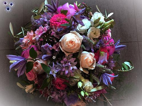 Blumenstrauss zarte Farben