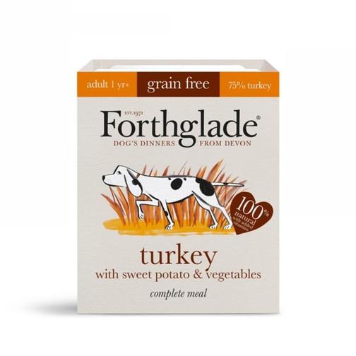 Forthglade Turkey & Vegetables