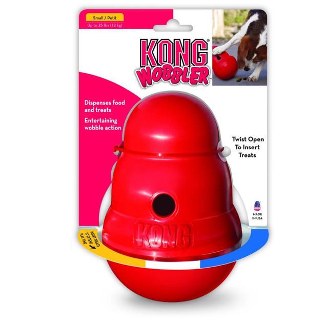 Kong Wobbler - Treat Dispenser