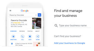Google My Business Setup Guide - Business name