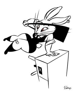 Evader Hare