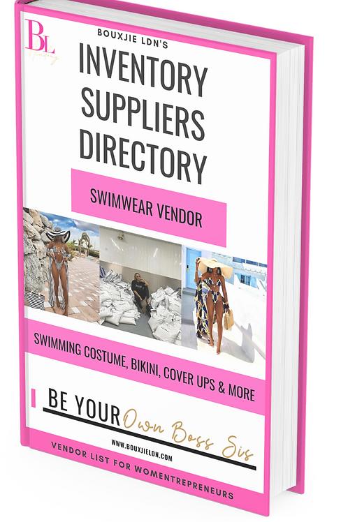 Luxury Swimwear Vendor list