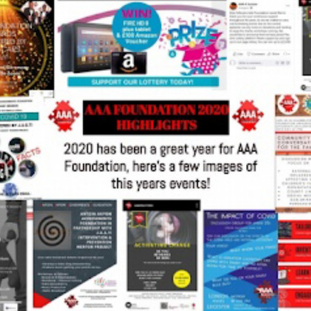 2020 AAA Foundation Highlights