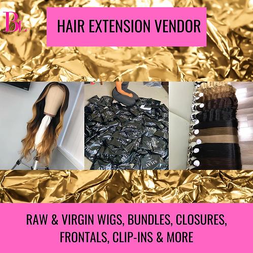 Elite Hair Extension Vendor List