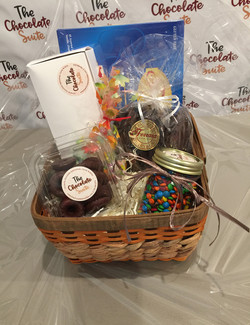 The Chocolate Suite Gift Basket Resized