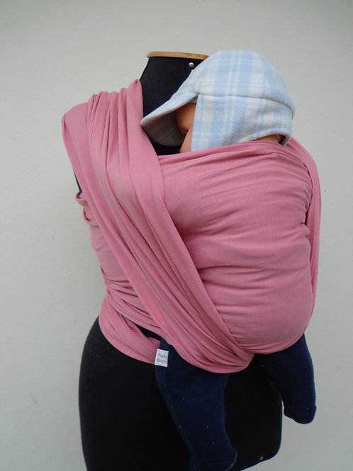Sling Wrap Pele a pele Rosa