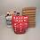 Thumbnail: KIT Fraldas ecológicas Pega-pega 5 fraldas + 10 abs