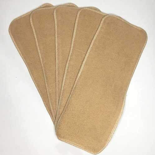 ppele-kit 5 Absorventes Faixa 4 camadas