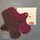 Thumbnail: ppele-abs liso roxo M
